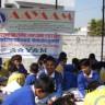 "Environment Campaign on –""Jeevan ke liye – Paani bachao, Polythene hatao"""
